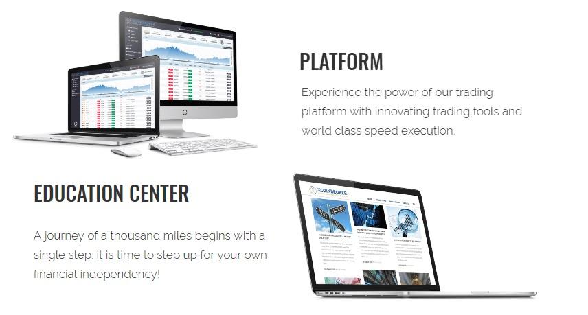 Xcoinbroker.com Ripple Broker | the Best Place to Trade XRP online
