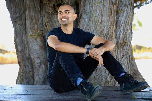 """Once the van he has ordered arrives, Rohan Dixit, the founder of a medical device start-up, will """"go between the mountains and the ocean and anywhere there's a cell signal."""""""