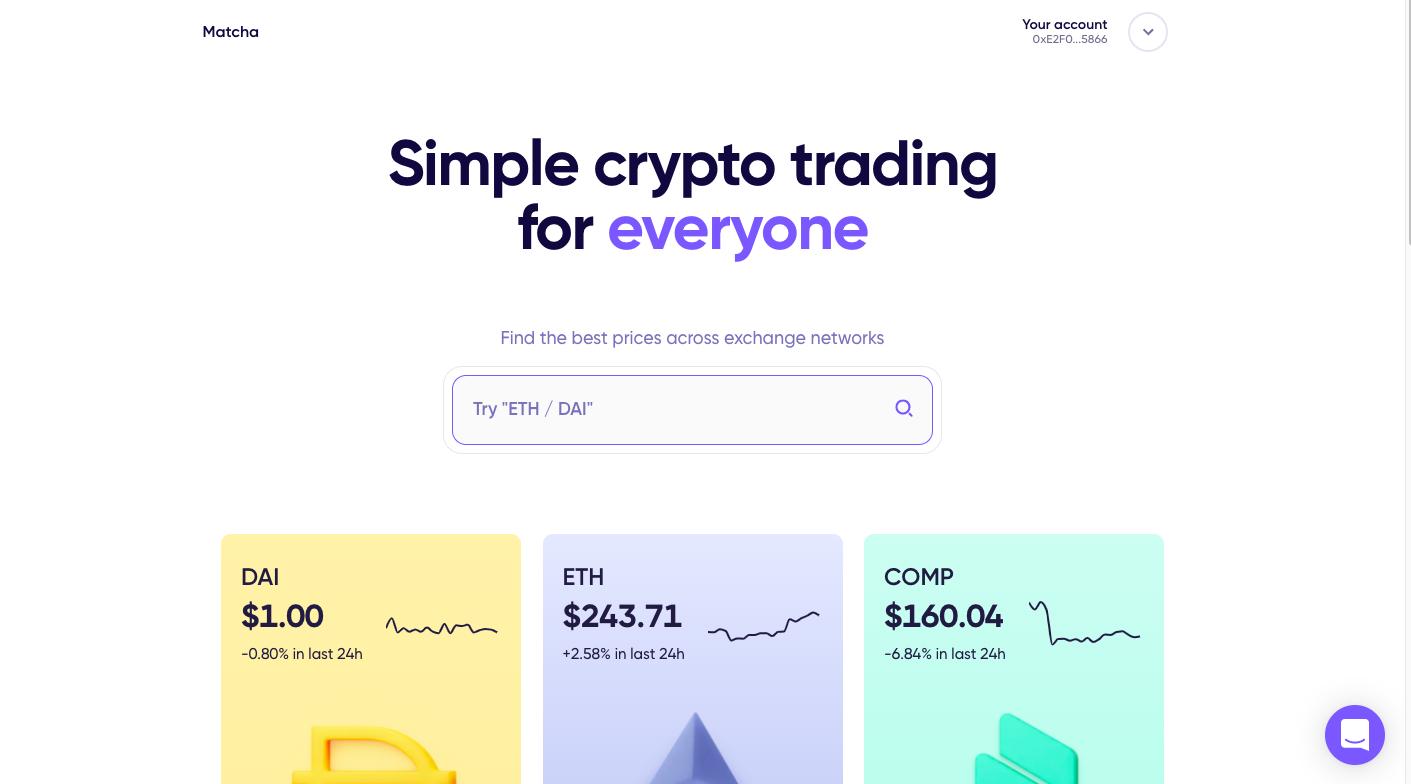 Matcha's Home Page