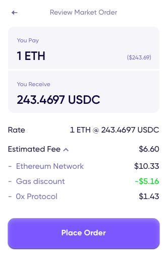 Exchange on Matcha