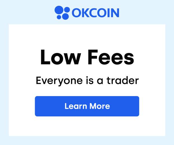 OKCoin banner