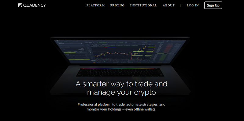 Quadency Automated Trading Platform