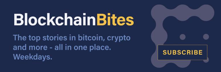 Blockchain Bites banner